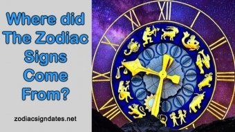 Where Did the Zodiac Signs Come From?
