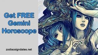 Get FREE Gemini Horoscope