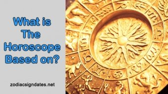 What is the Horoscope Based on?
