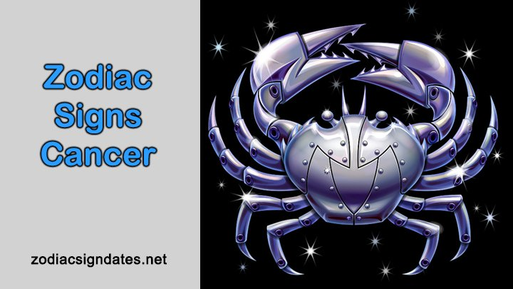 Zodiac Signs Cancer